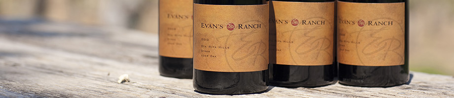 Evans Ranch Wines in Los Olivos