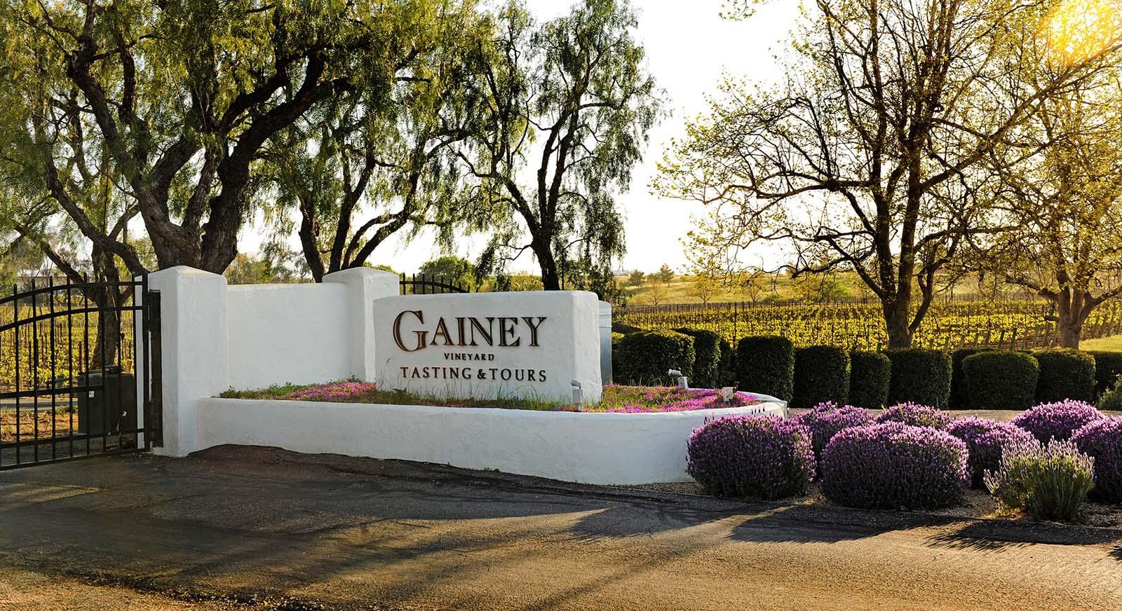 Gainey Vineyard in Santa Ynez Valley