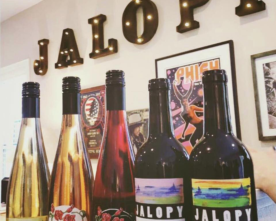 Jalopy Wine Co in Los Olivos, CA