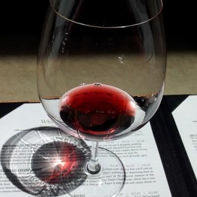 Pinot Noir Trail in Los Olivos