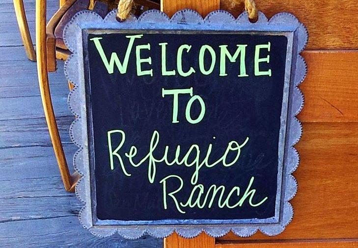Refugio Ranch Winery in Los Olivos, CA