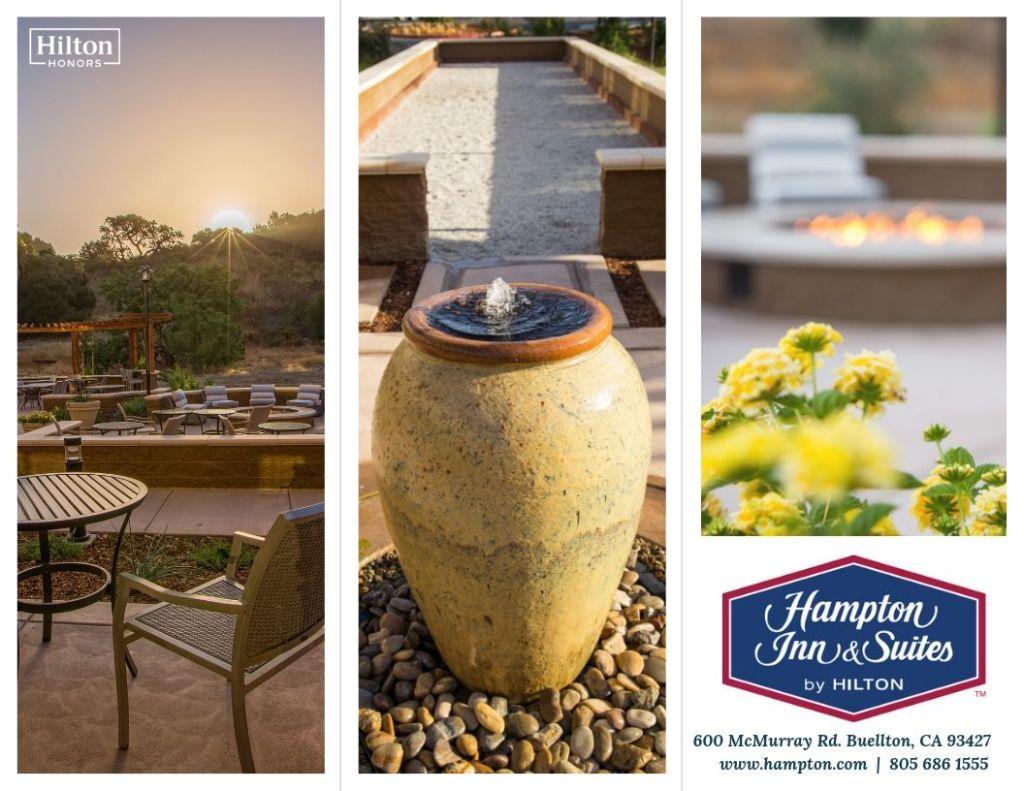 Hampton Inn Buellton - Lodging in Los Olivos, California