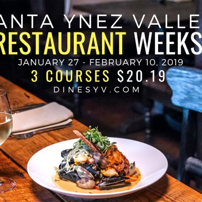 Santa Ynez Valley Restaurant Weeks