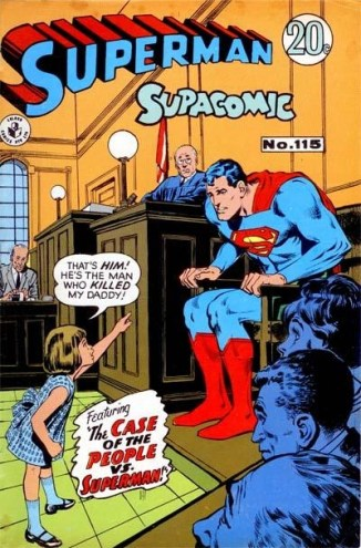 superman 115