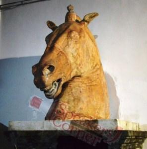 A) La testa di Cavallo