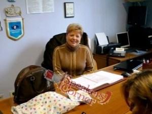 La dirigente scolastica Rosa Orsi