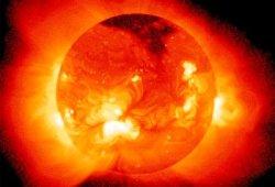 ¿Hay mares de fuego en la superficie solar?