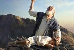 Dios requería el sacrificio de animales - Abraham ofrece en sacrificio a Isaac