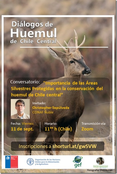 Dialogos del Huemul de Chile Central