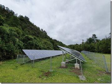 Paneles solares para bombeo de agua en Los Ríos 2
