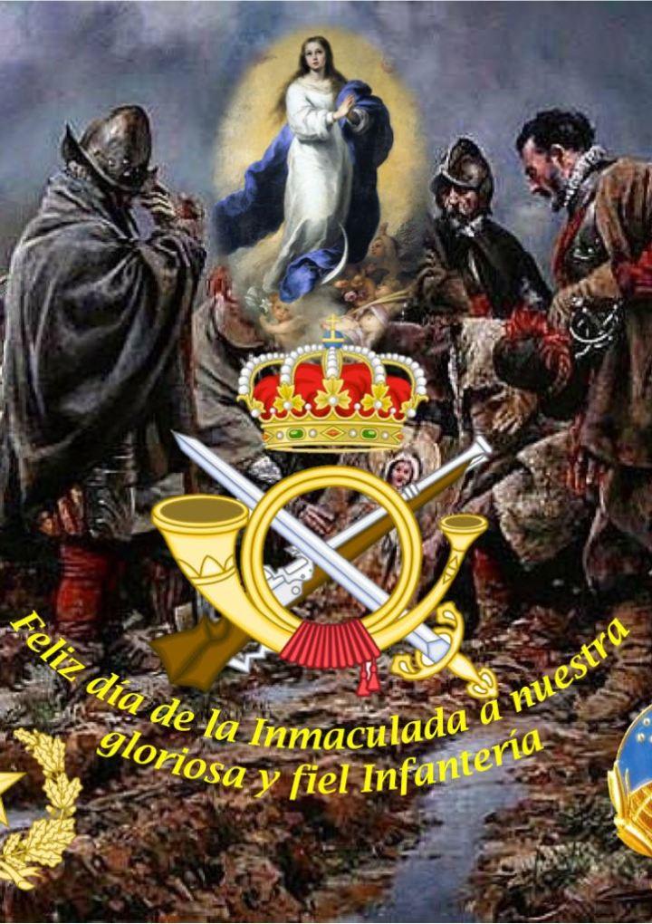 La Infantería de la Inmaculada