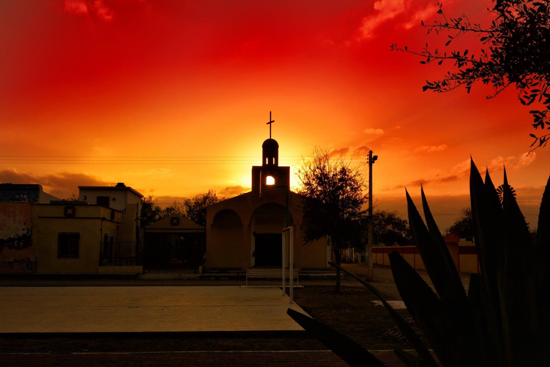 architecture building catholic church