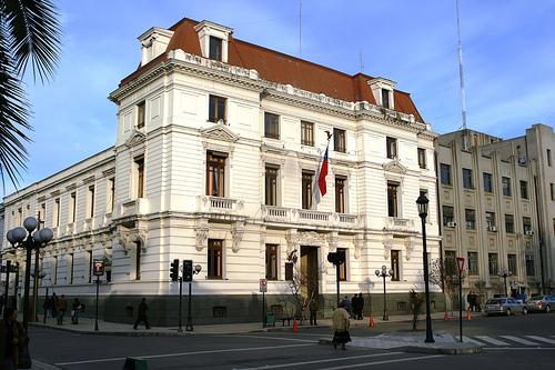 Edificio de la Intendencia Región del Maule.