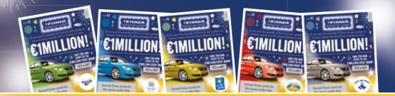 Ryanair Rubbellos 2016-2017