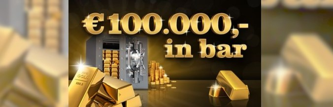 €100.000 Euro in bar Rubbellos (Lottoland)