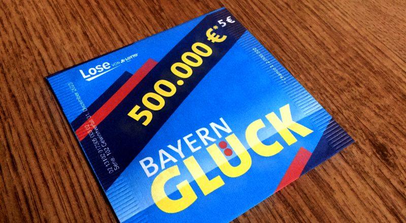 Lotto Bayern GewinnklaГџen