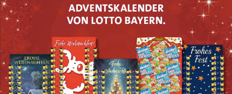 Adventskalender Von Lotto