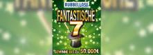 Fantastische 7 Rubbellos Niedersachsen
