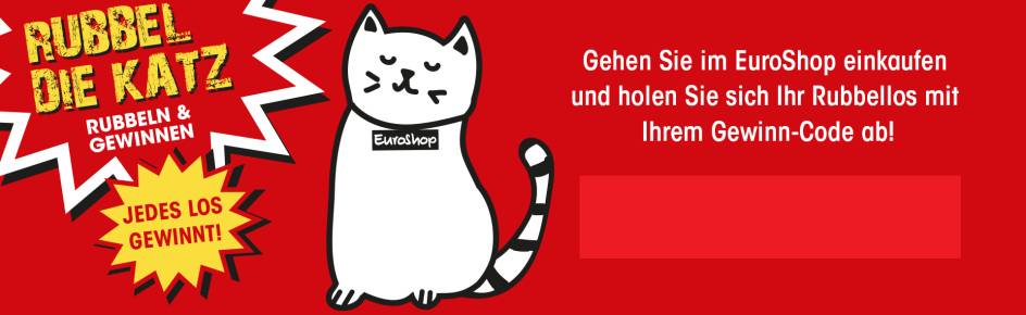 Rubbel die Katz Screenshot EuroShop