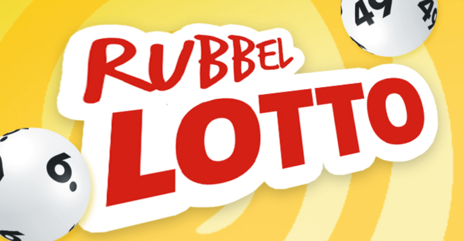 Logo Rubbel Lotto