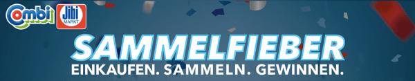 Combi Sammelfieber Banner