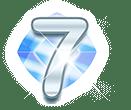 Diamant 7 Rubbellos Logo
