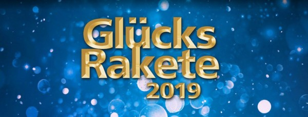 Glücksrakete 2019 Logo