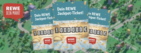 REWE Jackpot Artikelbild