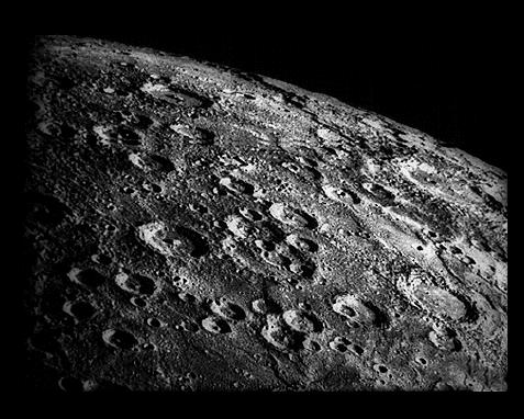 009 - Mercury, NASA