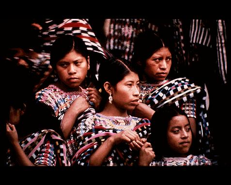 065 - Andean girls, Joseph Scherschel