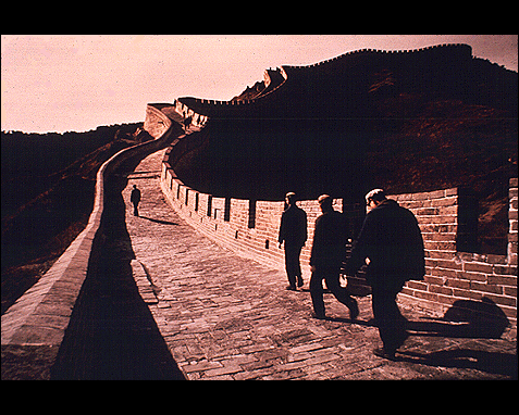 083 - Great Wall of China, H. Edward Kim