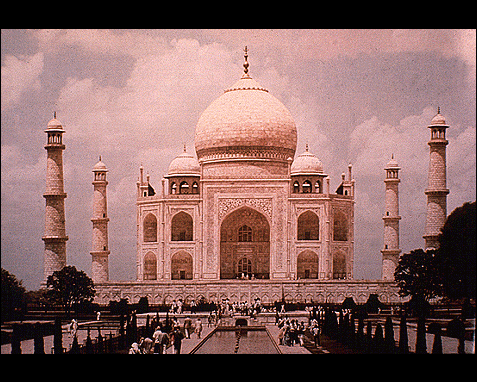 090 - Taj Mahal, David Carroll