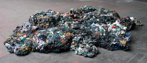 Maarten Vanden Eynde - Plastic Reef - Gerecycleerd plastic