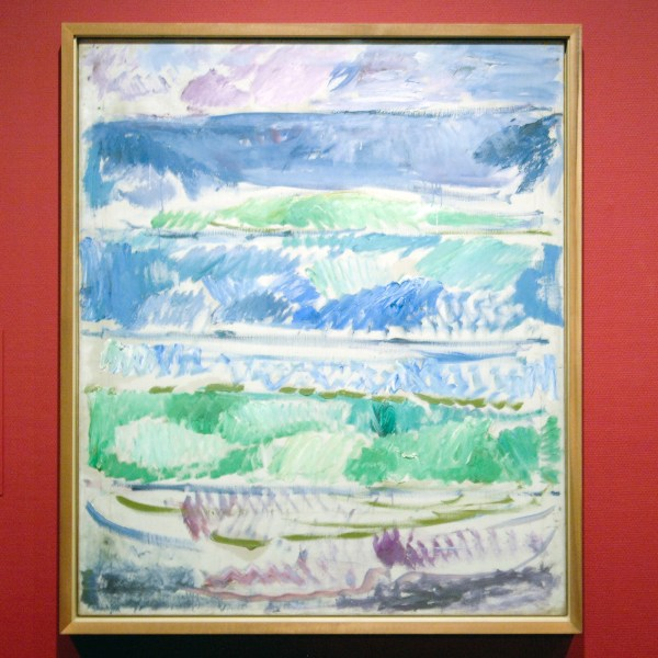Edvard Munch - Golven - Olieverf op doek, 1908