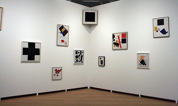 Kazimir Malevich - Diverse werken uit omstreeks 1915