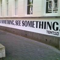 [Martin @mhoorw is voor ons weer op pad geweest] If You Say Something, See Something nog tot 22 augustus te zien in Rotterdam. Een aardige titel voor de eindexamenexpositie van […]