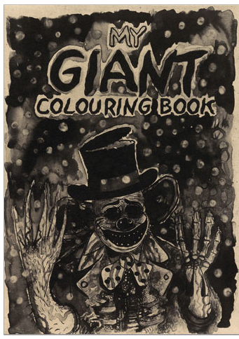 (1) My Giant Colouring Book - 26x19cm Ets