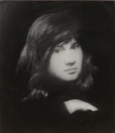 Jugendbildnis/Youth Portrait ,1988, 67 cm X 62 cm, Oil on canvas