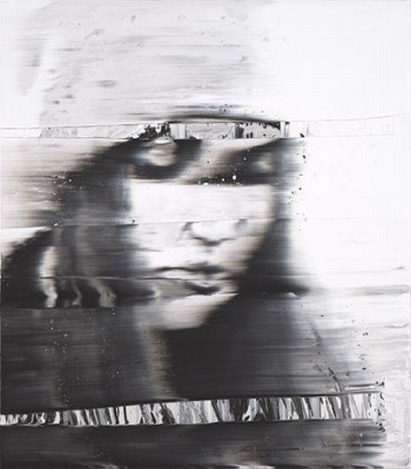 Elegy - 80x70cm Olieverf op canvas