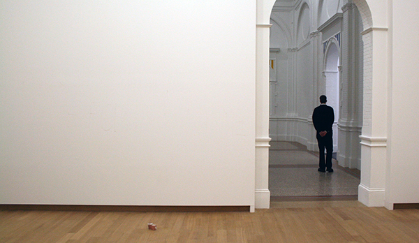 Navid Nuur - Zonder Titel (WHAT IS LOST IN TIME WILL BE FOUND BY TIME)