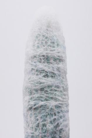 Cactus no.40 - 194x130cm Olieverf op canvas