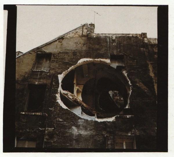 Conical Intersect - 102x107cm Kleurenfoto