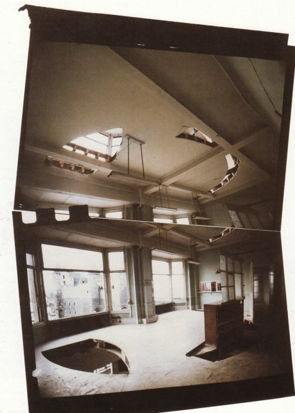Office Baroque - 102x76cm Cibachrome