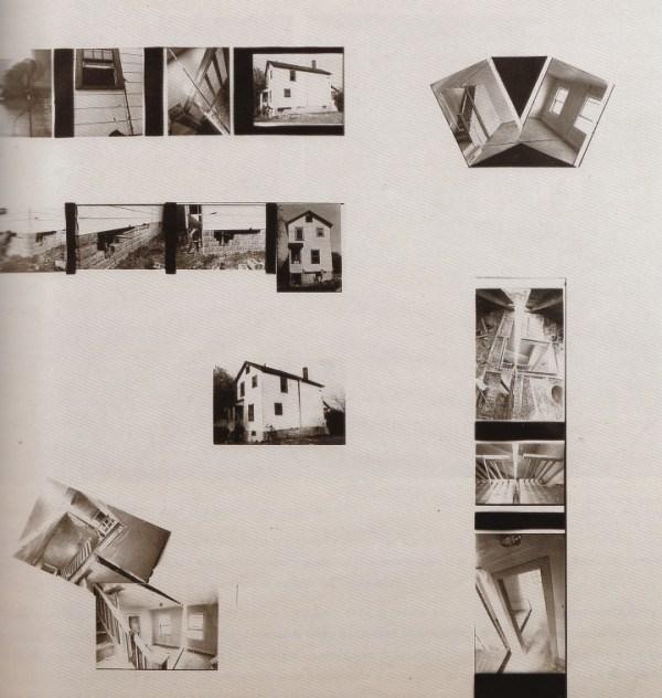 Splitting - 100x100cm Fotocollage