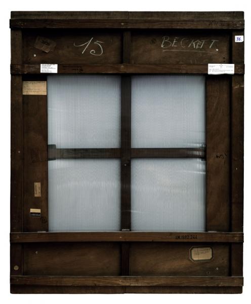 Verso - Bram van Velde - Zonder Titel - 130x109cm