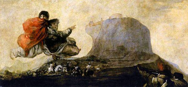 Fantastic Vision or Asmodeas 1819-23
