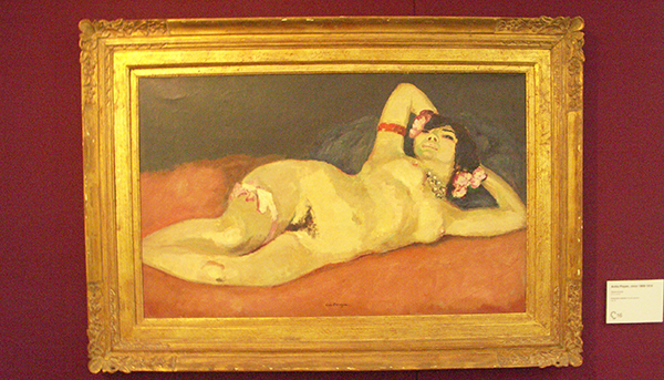 Anita Payen - Olieverf op canvas