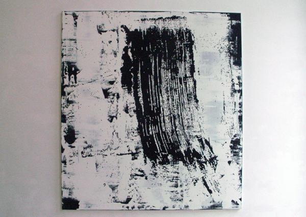 Laurien Dumbar - Zonder Titel - Acryl op linnen