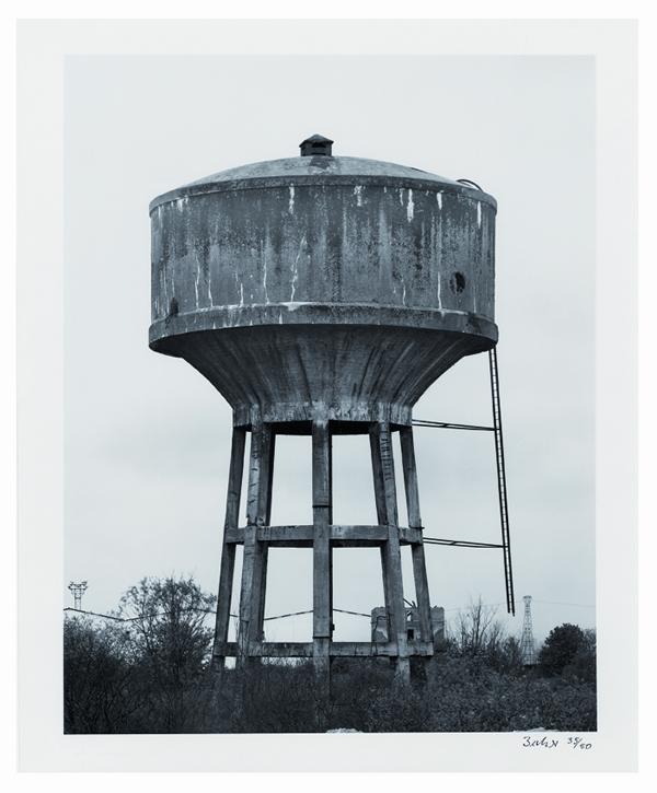 Bernd en Hilla Becker - Watertoren