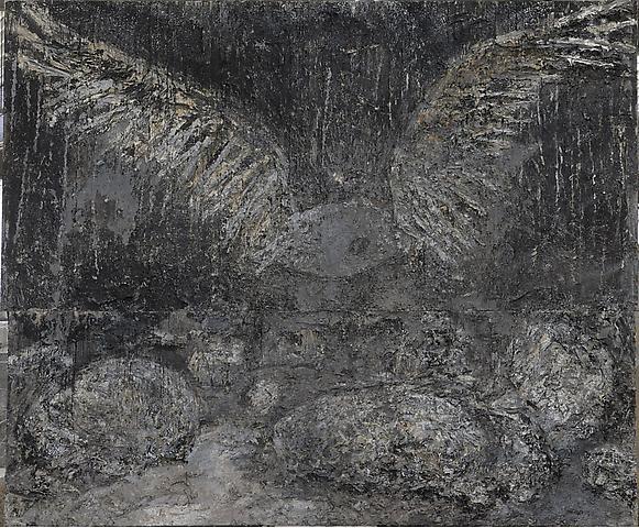 San Loreto - 470x560cm Olieverf, acrylverf en shellak op canvas
